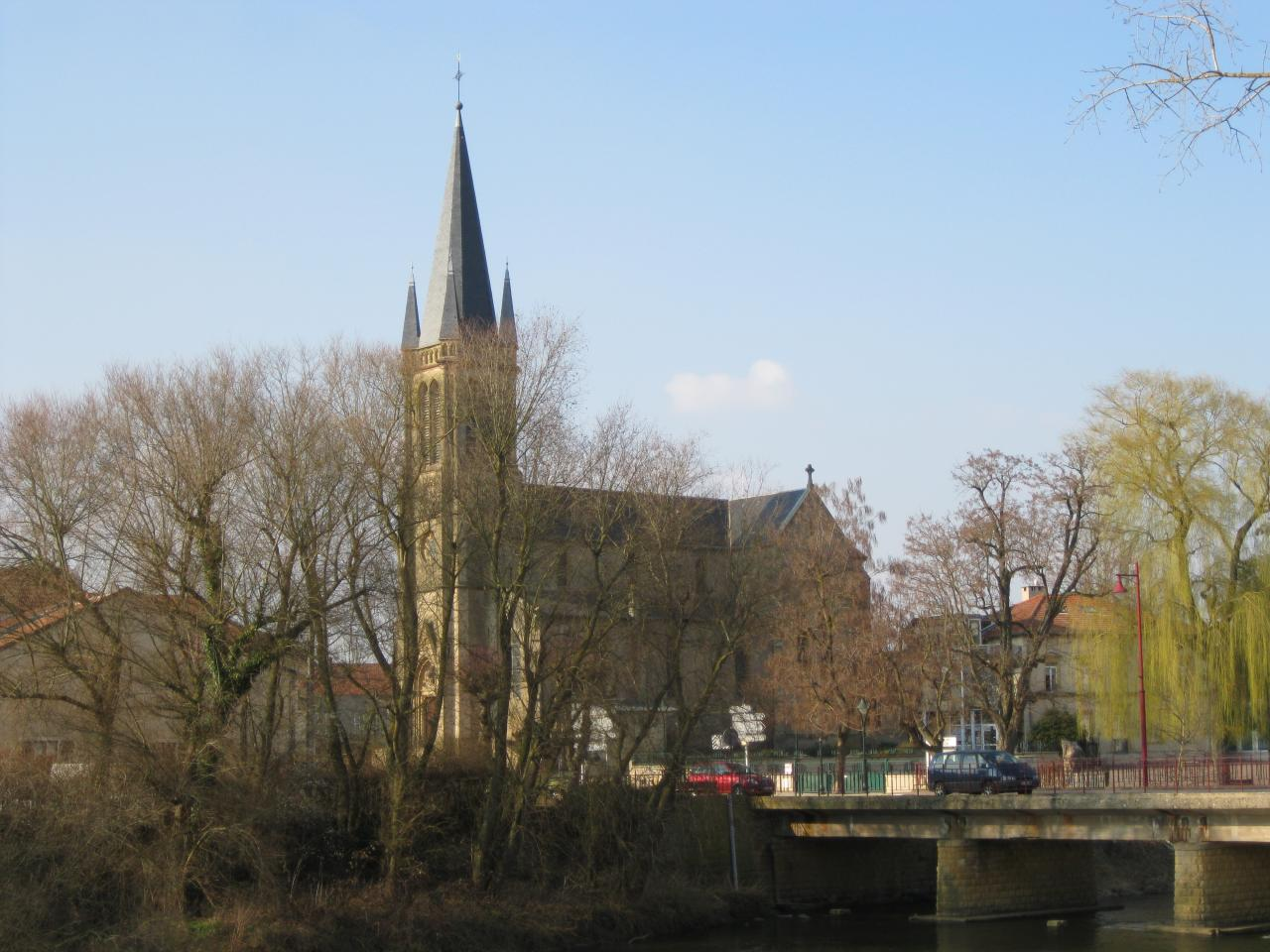 Eglise Marly