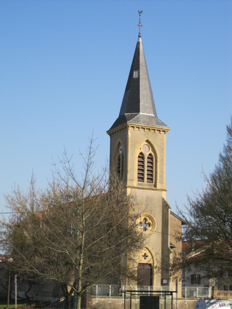Eglise Magny